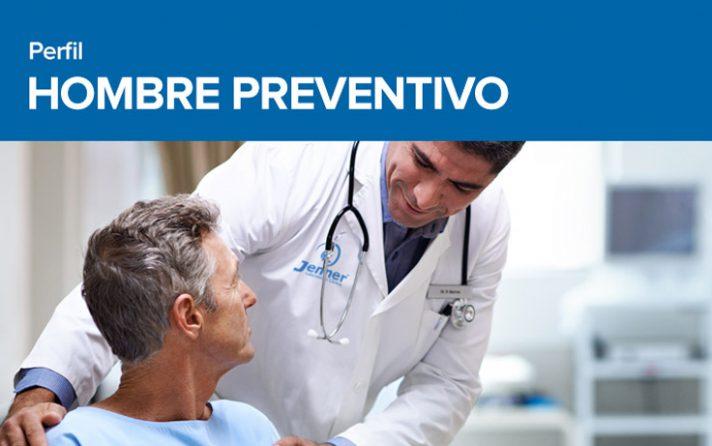 Laboratorio Clínico Jenner - Hombre Preventivo
