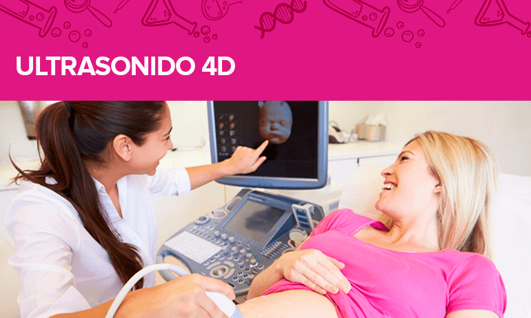 Ultrasonido 4D
